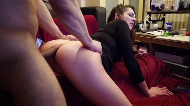 Hot Italian seduced a young neighbor
