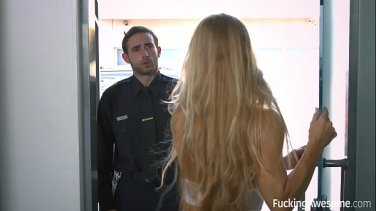 Yoga teacher relaxation and fucked babe