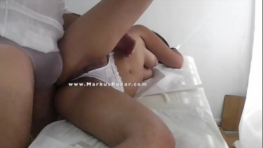 Big tit milf mature and ready for all her servants