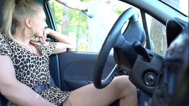 Cute japanese schoolgirl handjob all alone in the room