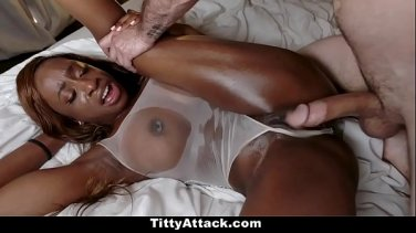 Perversions with busty secretary, and his wife at home