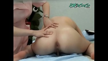 Teen college girl gets her ass punished the casting